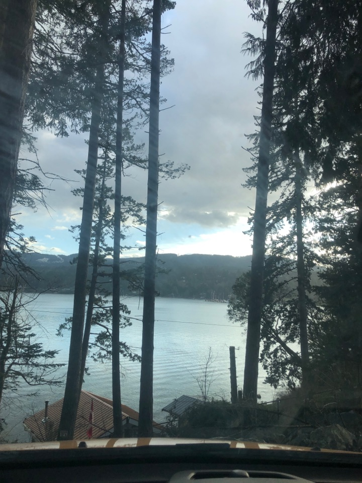 Mill Bay, BC - Today I am working on a slim ducted Fujitsu heat pump.