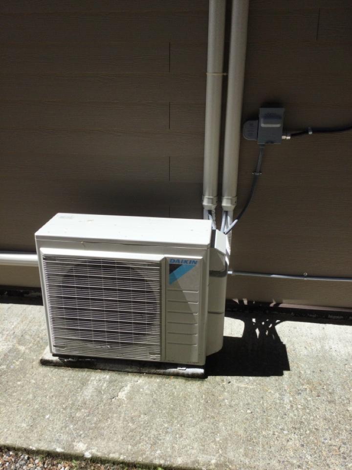 Cobble Hill, BC - Ductless Heat Pump Preventative maintenance