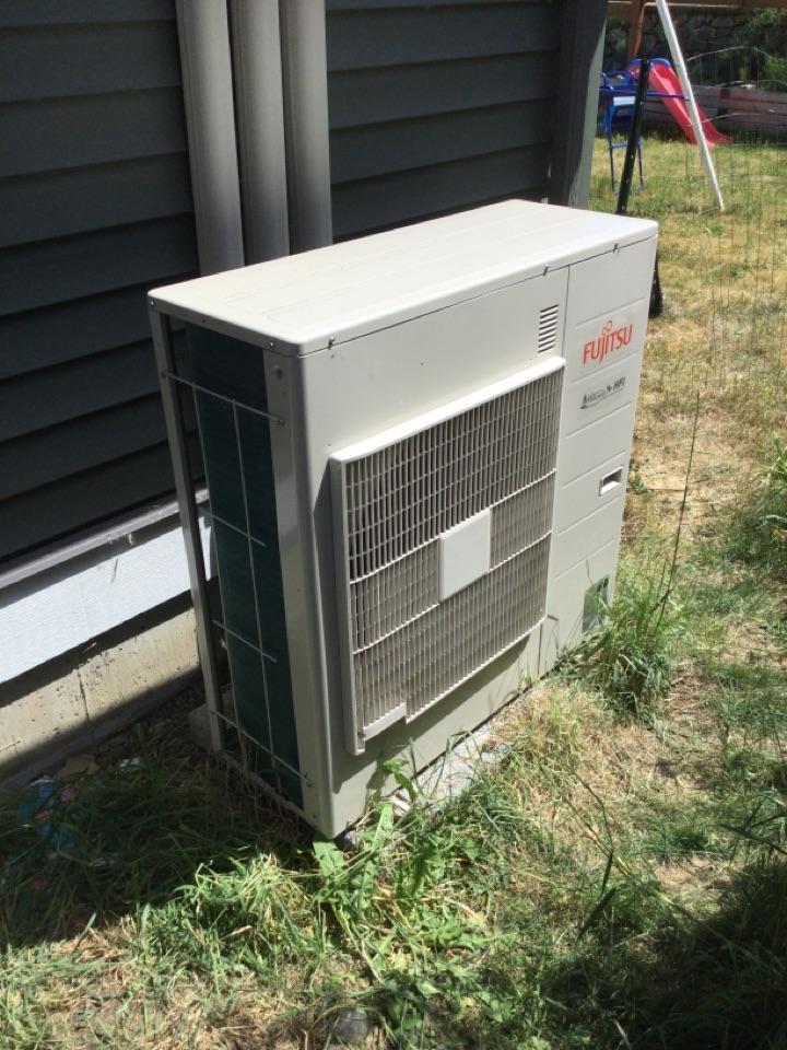Crofton, BC - Ductless heat pump preventative maintenance