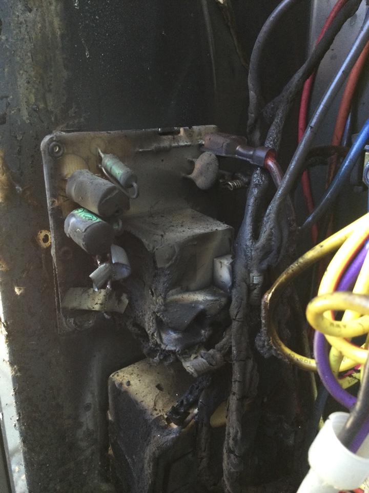 Mill Bay, BC - Heat pump diagnostic