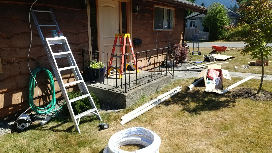 Lake Cowichan, BC - Install single head Daikin heat pump in Lake Cowichan!