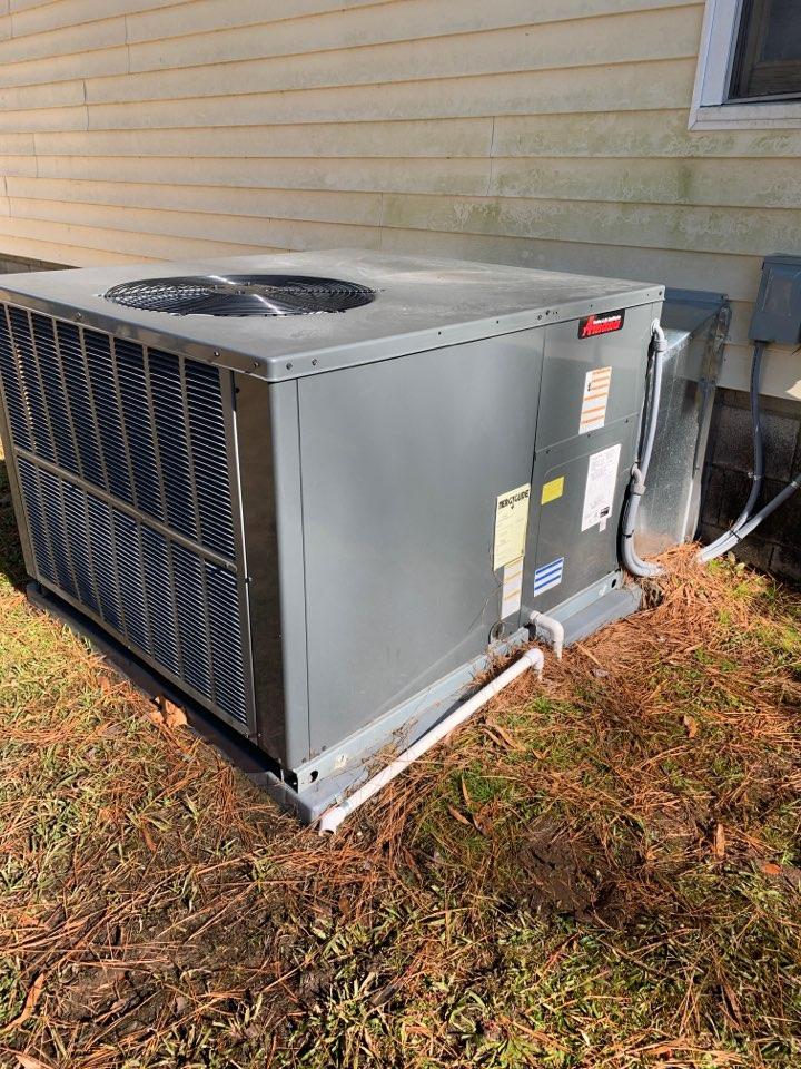 Smithfield, NC - Not heat