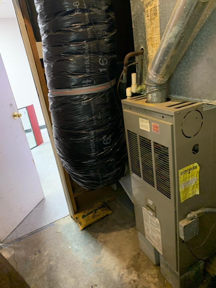 Kenly, NC - Heat problem