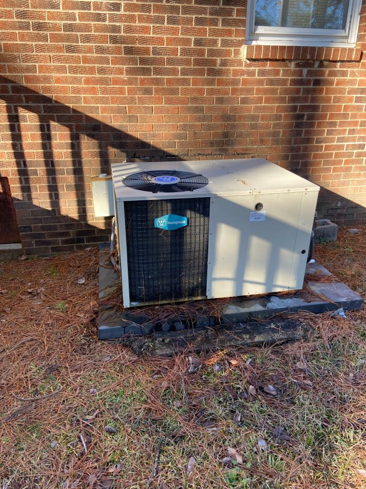 Selma, NC - Bad defrost board and sensor on Westinghouse package unit