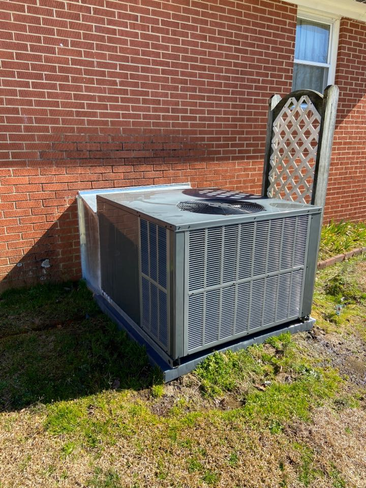 Four Oaks, NC - Spring maintenance and surge protector