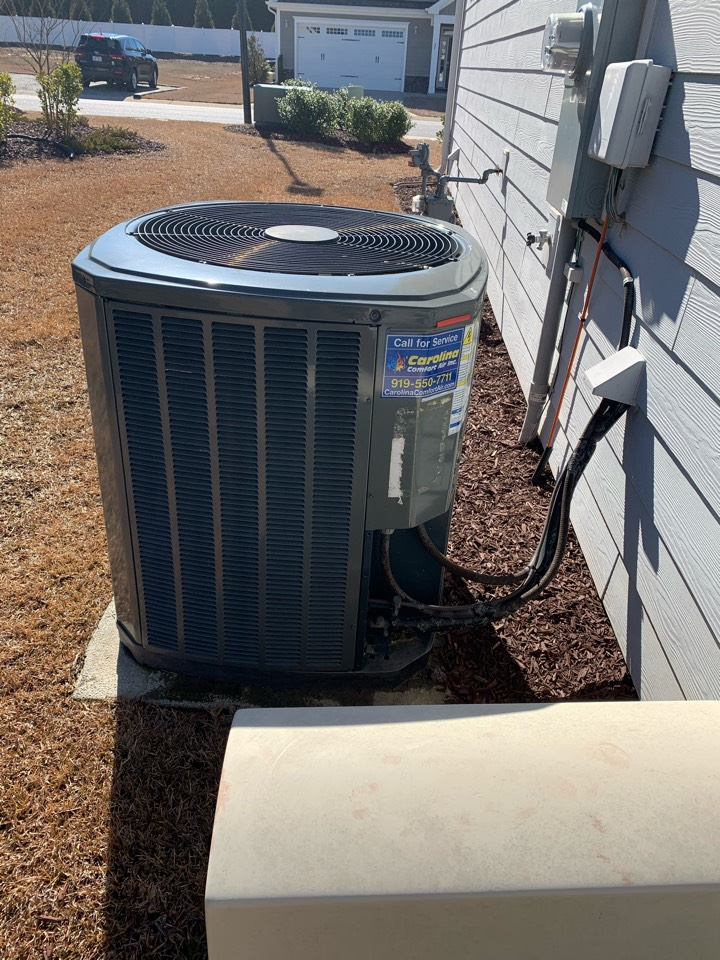 Clayton, NC - System is 3 years old make electrical bill high