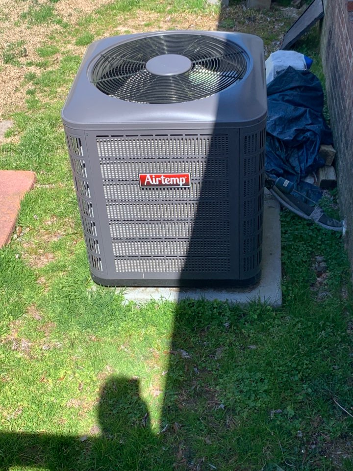 Selma, NC - Repair heat pump