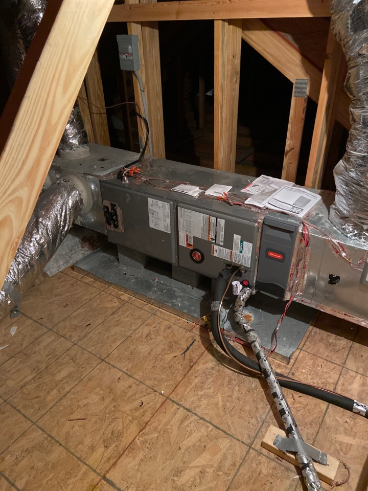 Princeton, NC - Replace defrost board/sensor/maintenance