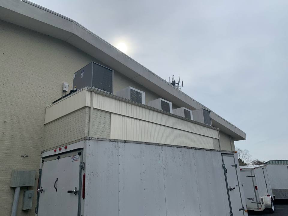 Raleigh, NC - Maintenance performance at 7 split systems
