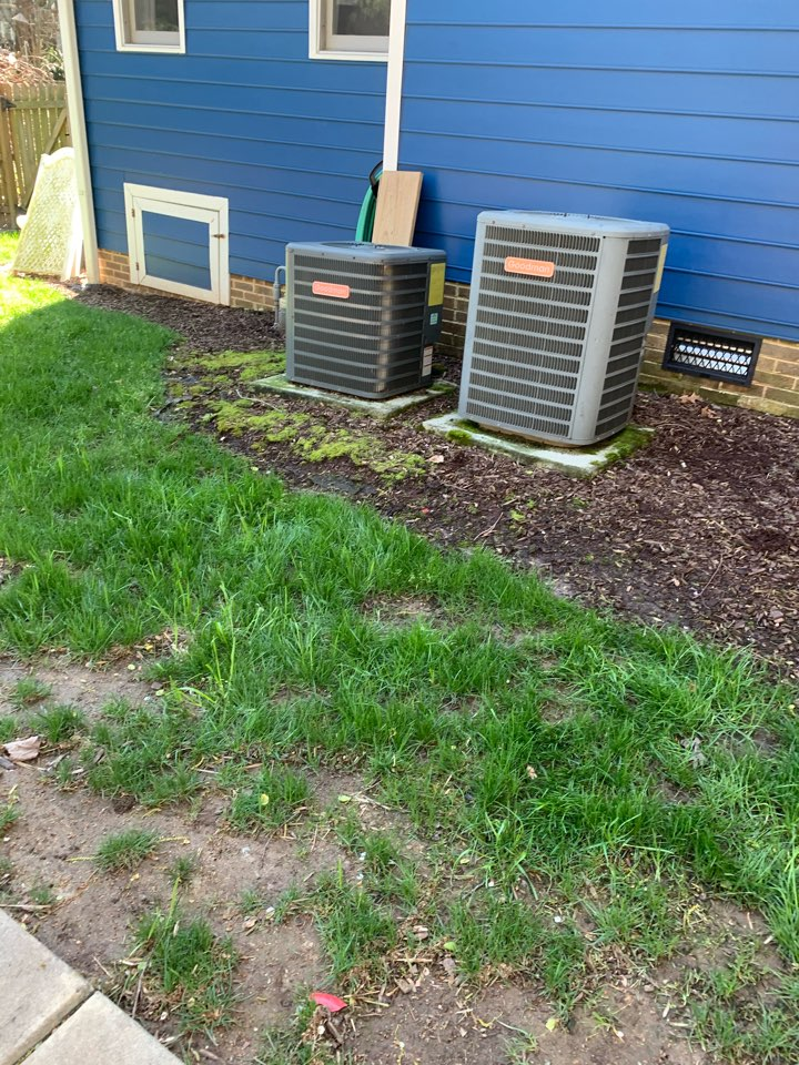 Raleigh, NC - Not ac at second floor system