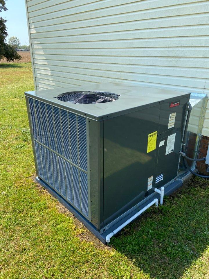 Goldsboro, NC - Amana hp package unit/maintenance