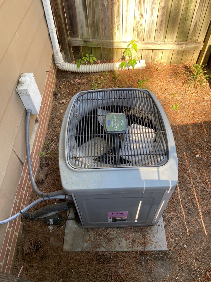 Smithfield, NC - Bad compressor