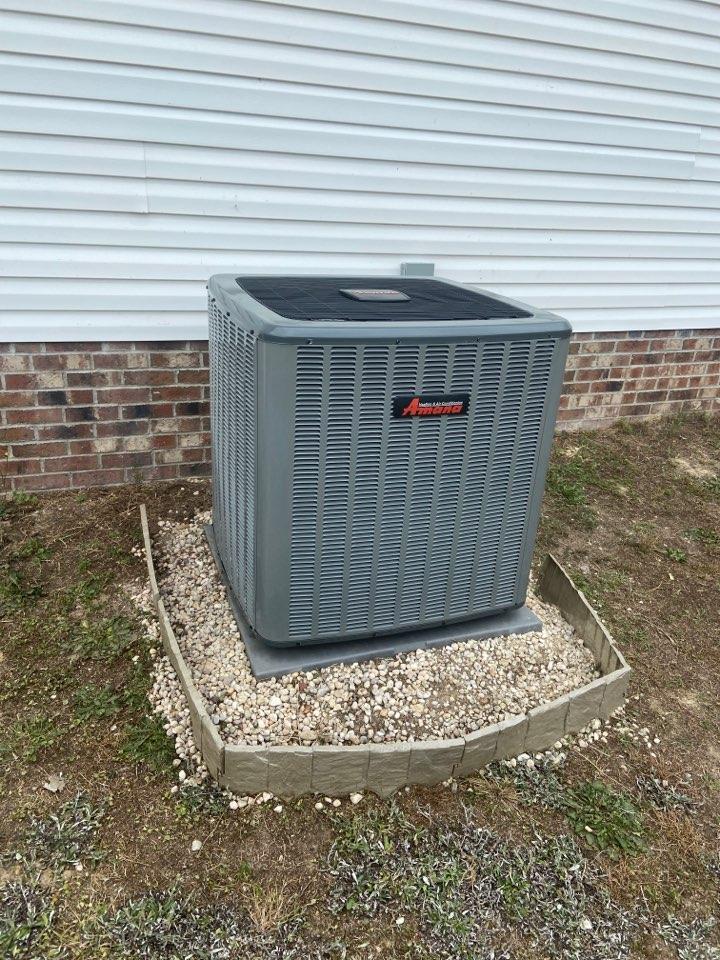 Smithfield, NC - New installation