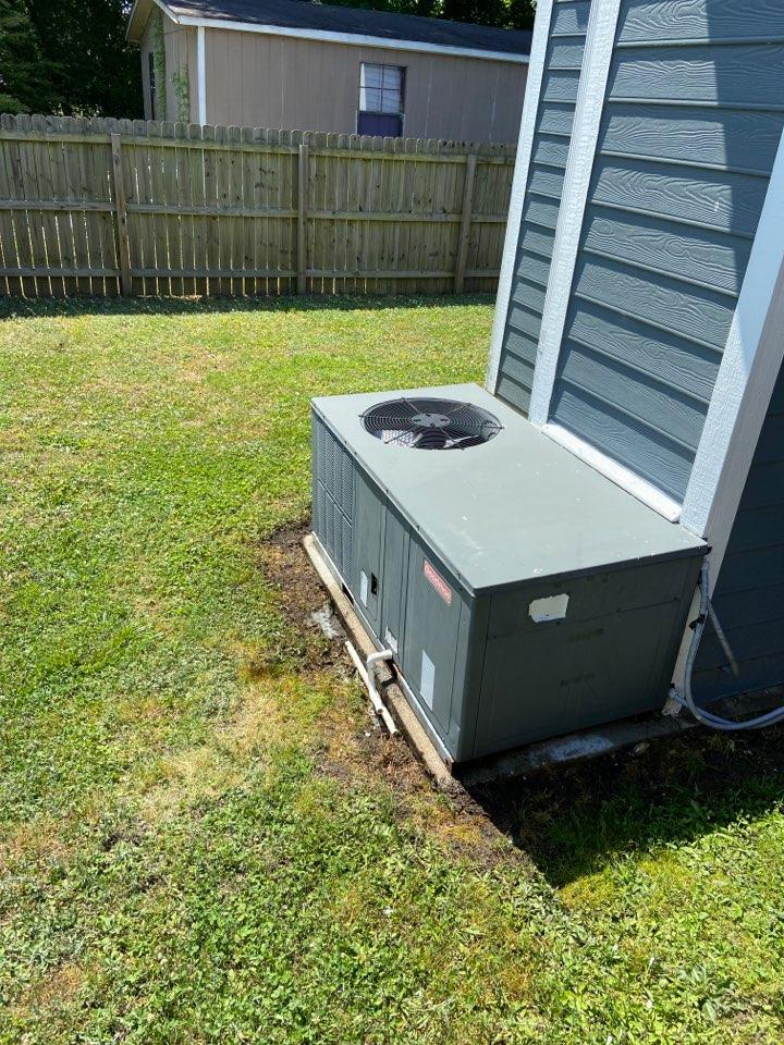Clayton, NC - New maintenance