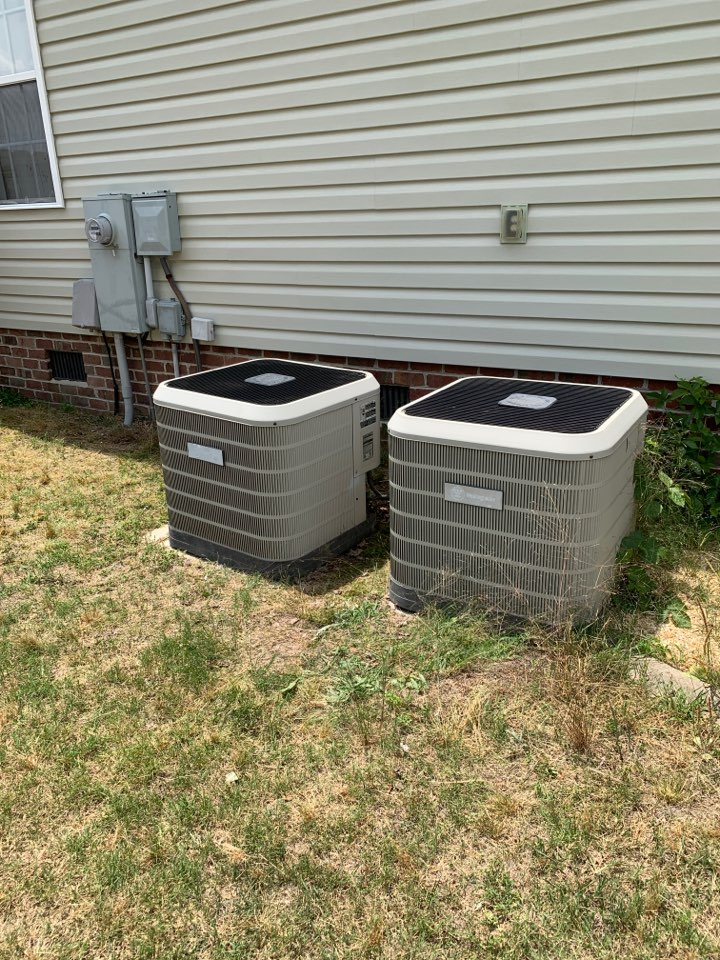 Fremont, NC - Downstairs system not coolin
