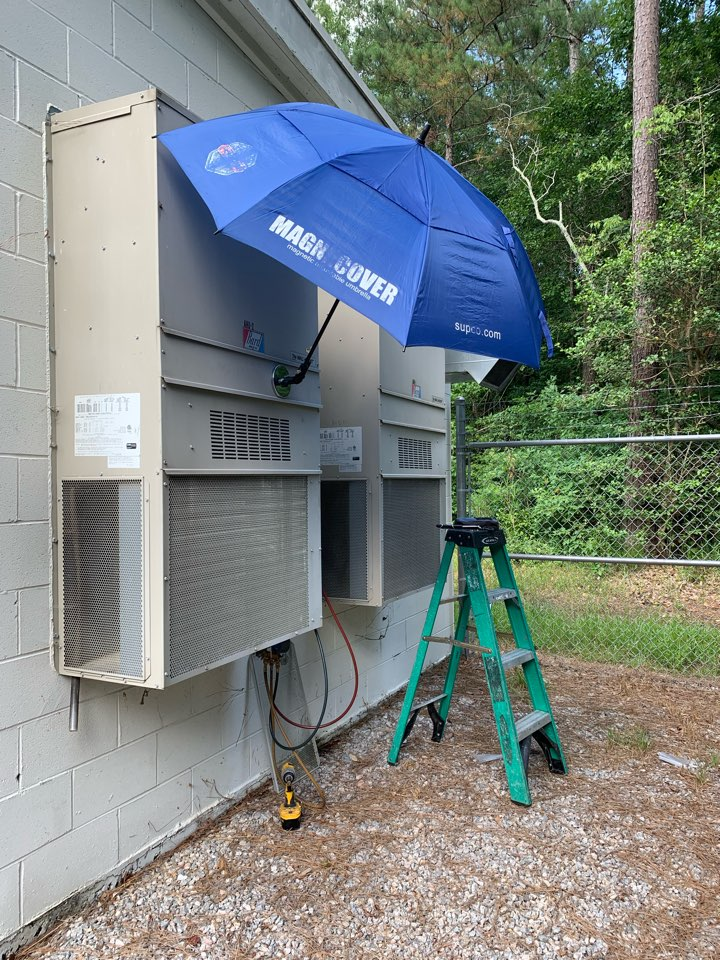 Clayton, NC - Not cooling call