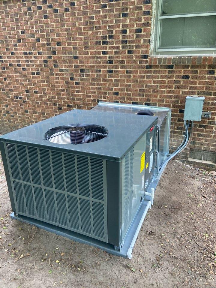 Clayton, NC - New install