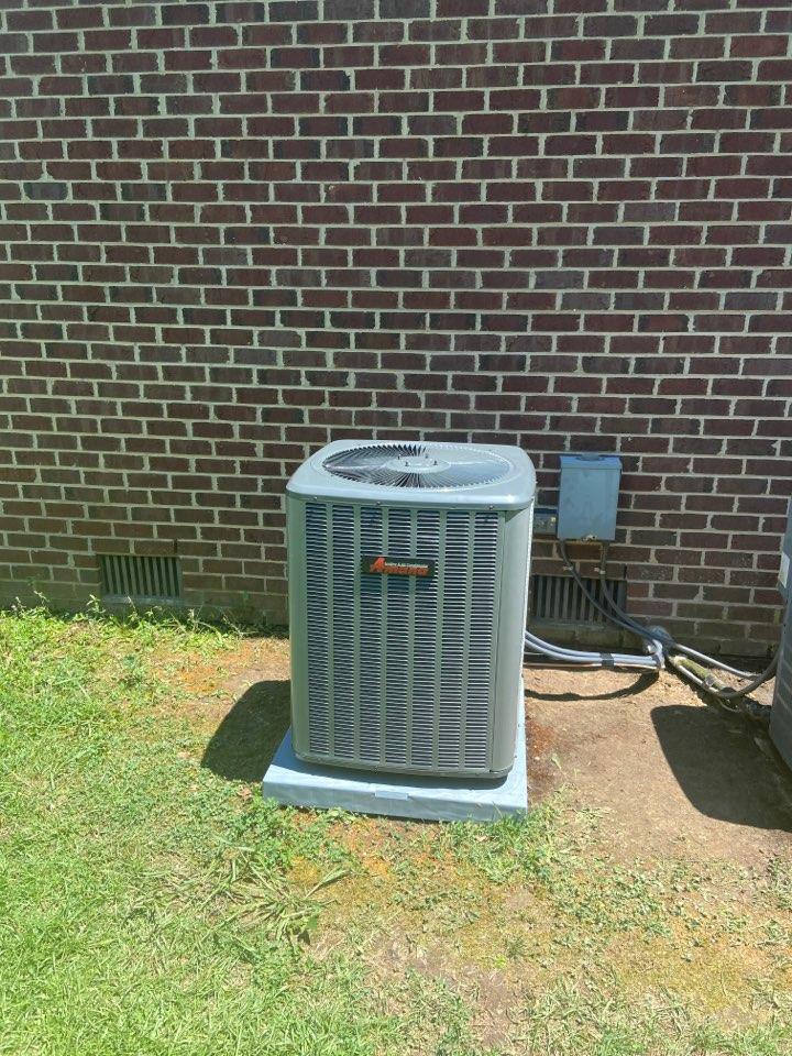 Smithfield, NC - New install