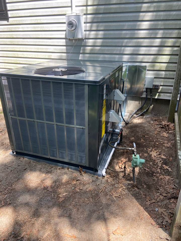 Pikeville, NC - New install/startup
