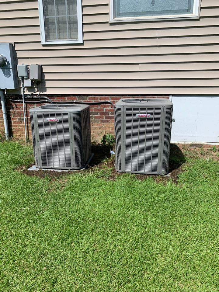 Four Oaks, NC - System not cooling