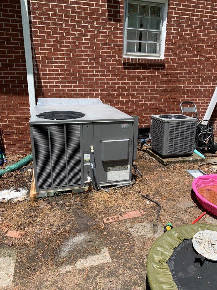 Selma, NC - 2 system repairs on Rudd's
