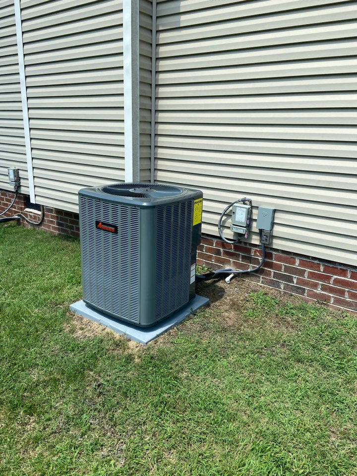 Clayton, NC - New installation