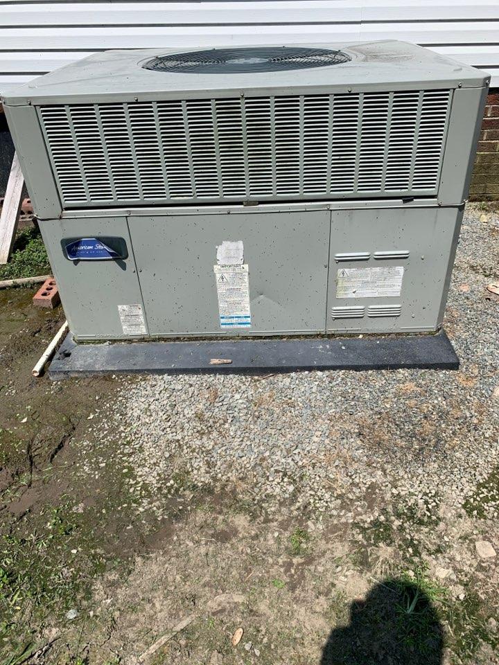 Kenly, NC - American Standard repair