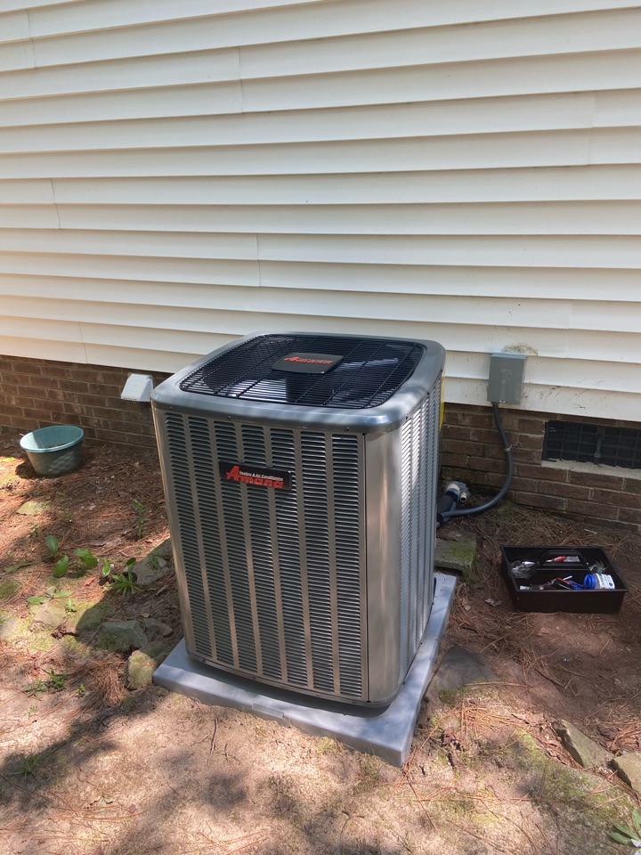 Four Oaks, NC - New system installation and start up.