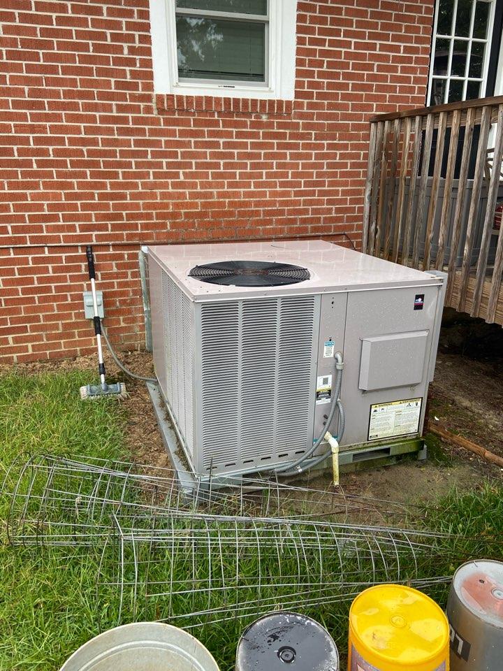 Four Oaks, NC - Duct repair