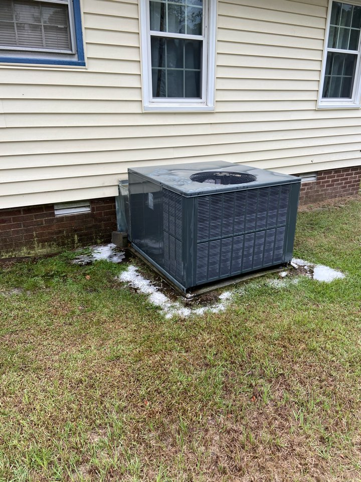 Goldsboro, NC - Heat pump service