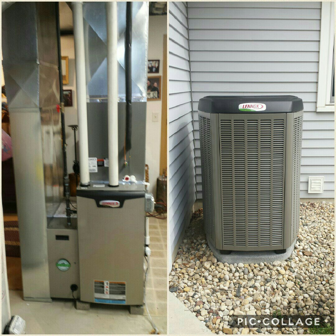 Racine, WI - Heating and Cooling Solutions provide quality installation, as well as 24 hour emergency services.  Premier Lennox dealers.  Serving Southeastern   Wisconsin.