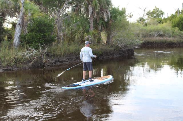 Where would you explore if you took your boards or kayaks on your boat?