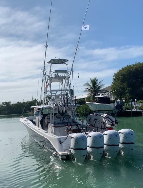 Islamorada, FL - Go fishing offshore and on the flats when you take your SUP's with you.