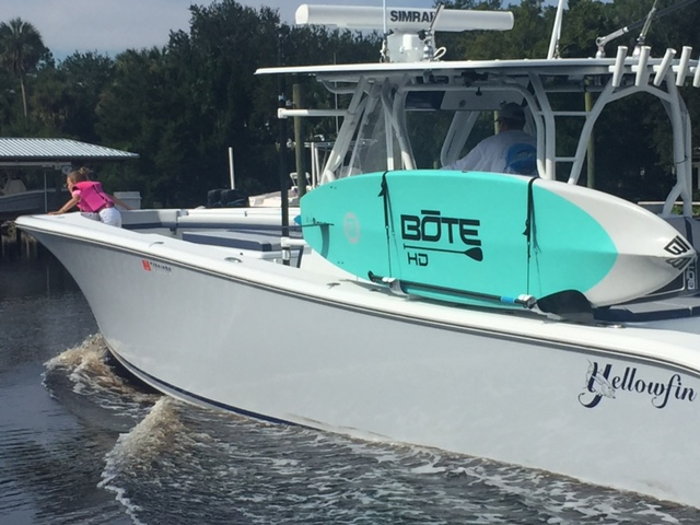 Middleton, MA - Expand your boating experience by taking your boards with you.