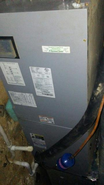 CAME OUT ON A SERVICE CALL, NO AIR. CHECK THERMOSTAT, CHECK AIR FILTER, CHECK ALL ELECTRICAL CONNECTIONS, CHECK CONDENSER COIL. HAD TO REPLACE CAPACITOR. MADE SURE EQUIPMENT WAS INSTALLED PROPERLY. CHECK DRAINAGE. LUBRICATE ALL NECESSARY MOVING PARTS, ADJUST BLOWER COMPONENTS. SOLD NEW SERVICE AGREEMENT. EVERYTHING IS RUNNING GOOD.