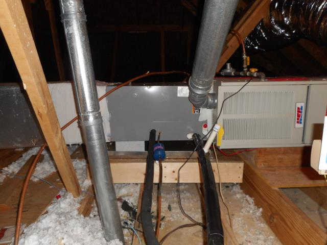Gardendale, AL - Service work performed for heil 2003 air condensing unit with Zep con-coil cleaner. no repairs needed.