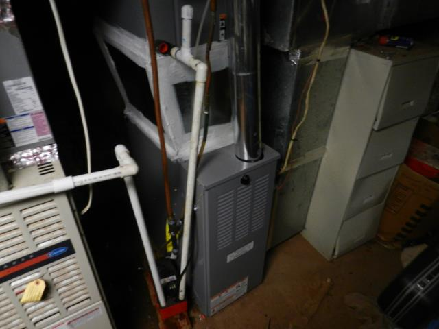 Springville, AL - Cleaned and safety checked the 2012 package unit with Zep com-coil cleaner, no repairs needed.