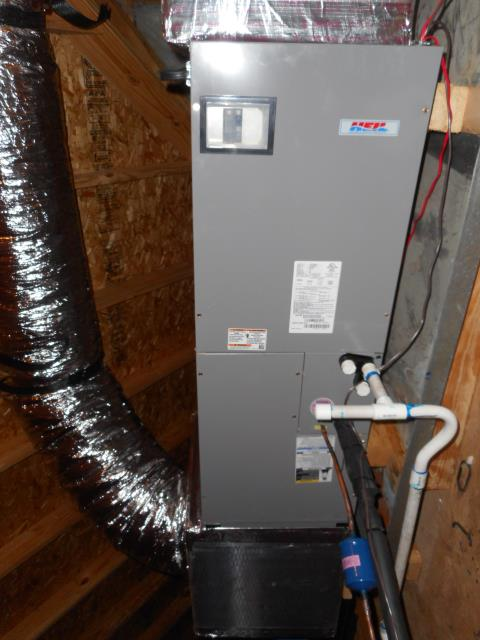 Hayden, AL - Cleaned and safety checked the Heil air condensing unit with Zep con-coil cleaner. no repairs needed.