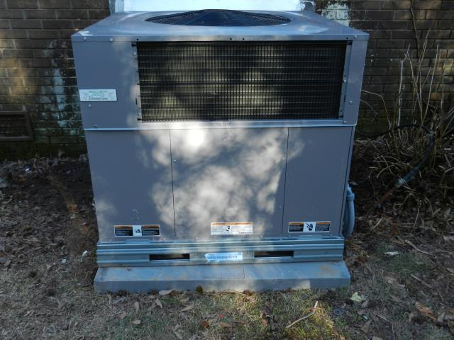 Center Point, AL - Service work performed for the Heil air conditioning unit.