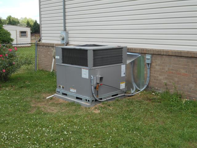 Pinson, AL - Best HVAC work in the Pinson area.  Cleaned burners, checked ducts for build up.