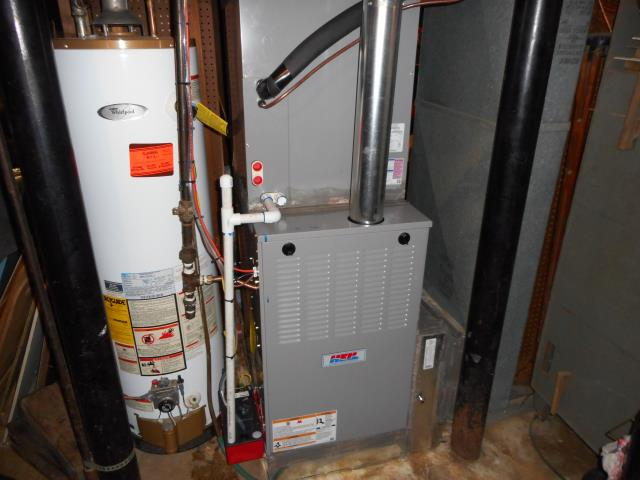 Vestavia Hills, AL - Adjusted blower motor for the 2014 Heil furnace. checked gas lines for leaks cleaned air filters.