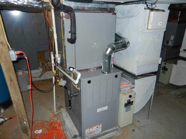 Adamsville, AL - Cleaned burners and checked gas lines for leaks, checked air filters for wear.