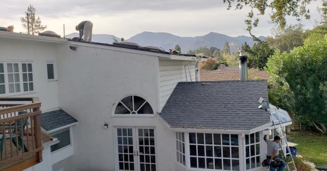 Los Angeles, CA - Roof Replacement