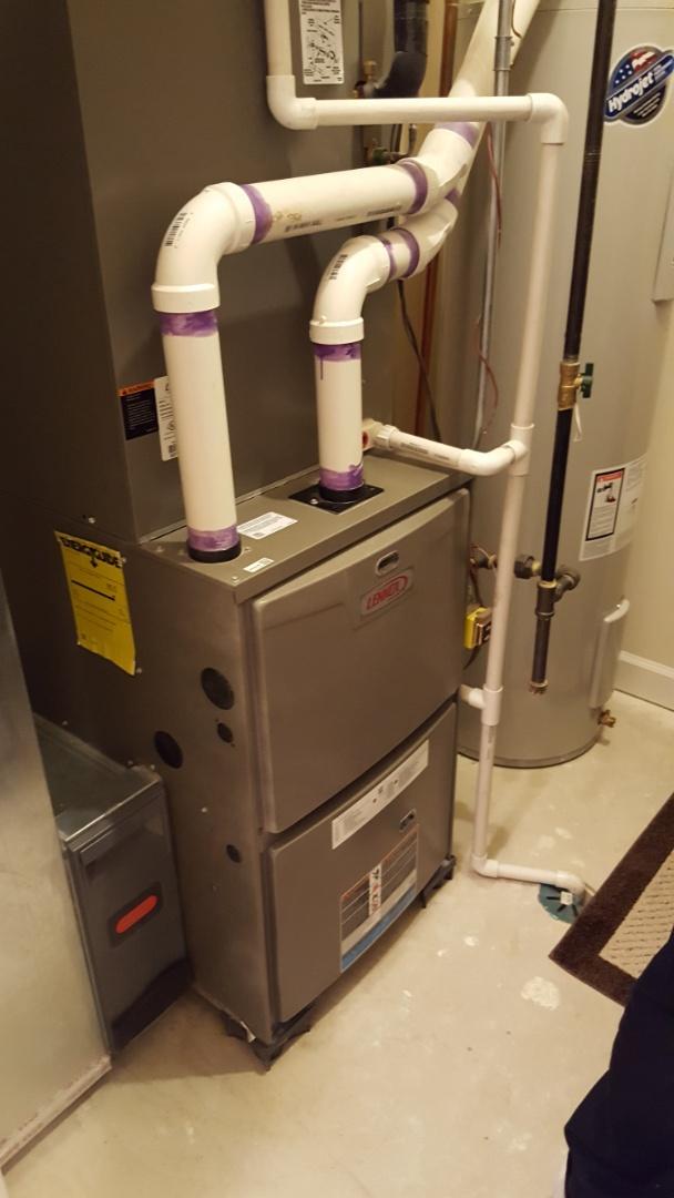 Plainfield, IL - Carbon monoxide check and furnace tuneup