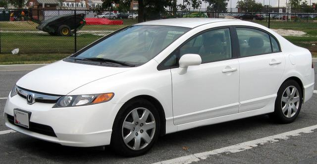 Glen Burnie, MD - Our auto locksmith was dispatched to open and make a key to a 2008 Honda Civic in Glen Burnie MD 21061
