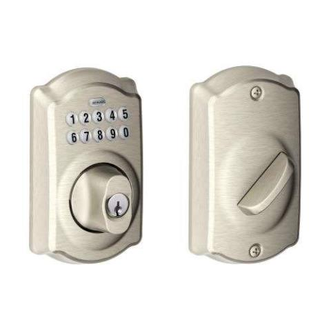 Our Residential locksmith was called out to repair a keyless deadbolt on a home in Edgewater MD, 21037. We replaced the lock with a new one and the customer can return the broken one.