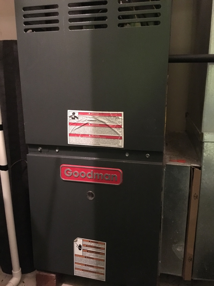 Channahon, IL - Replaced a bad circuit board and ignitor on Goodman furnace at Kiddie Kampus daycare
