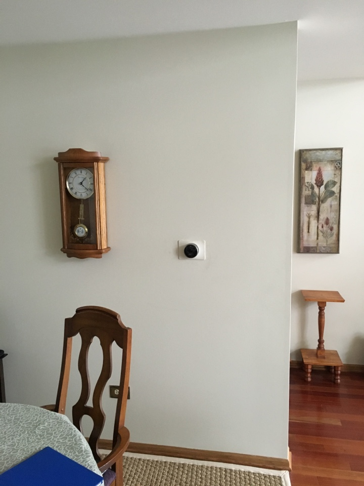 Orland Park, IL - Installed new wire for NEST thermostat