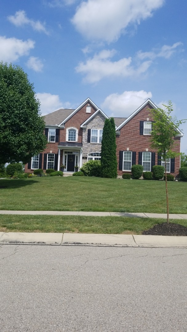 Springboro, OH - Just finished a free roof inspection in Springboro.