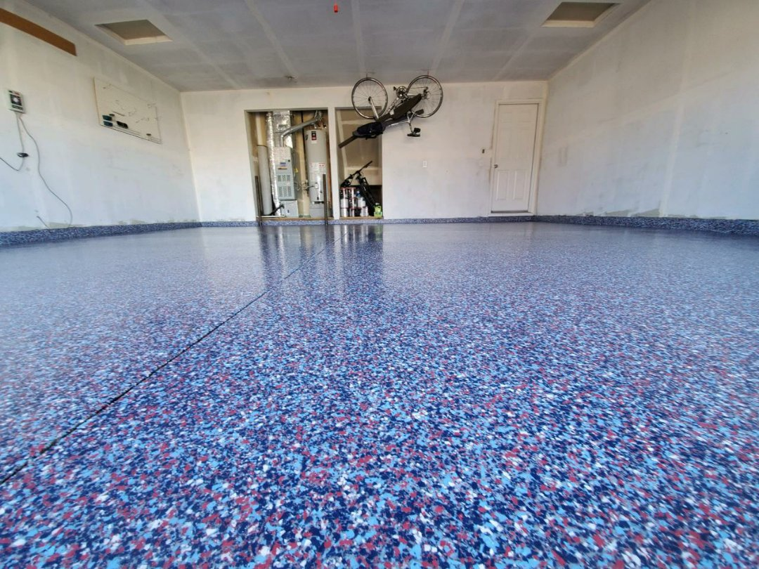 Boise, ID - Graniflex floor for a client